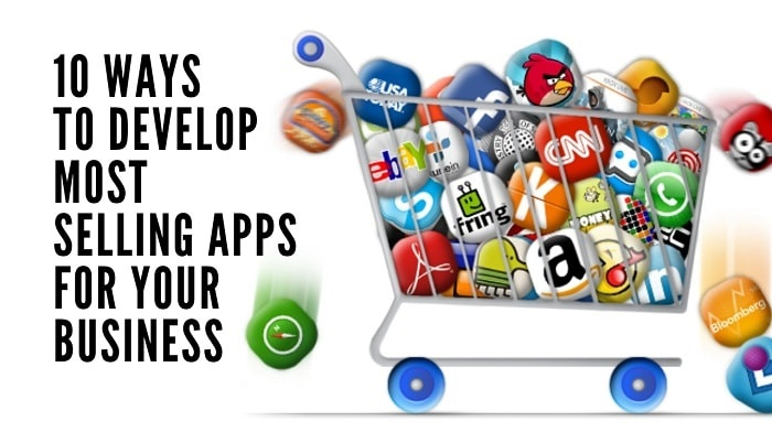 Inkeddevelop selling apps LI