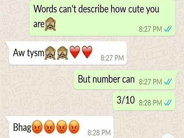 WhatsApp bomb message 2 min