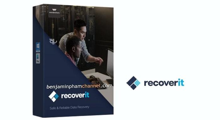 Wondershare Recoverit 7.0.4.7